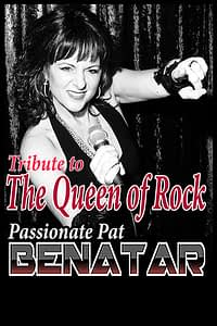 TRIBUTE TO PAT BENATAR THE WOMEN OF ROCK