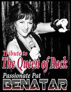 THE WOMEN OF ROCK SHOW TRIBUTE TO PAT BENATAR