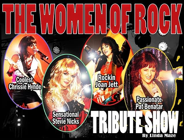THE WOMEN OF ROCK SHOW LAS VEGAS